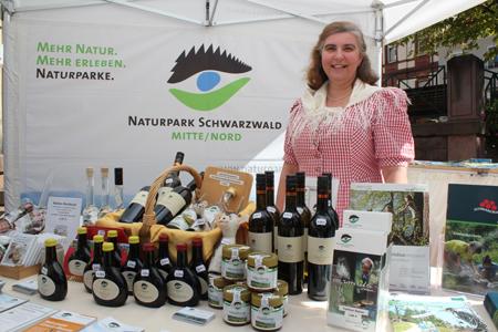 Markt22 Naturpark präsentiert sich auf Heimattagen