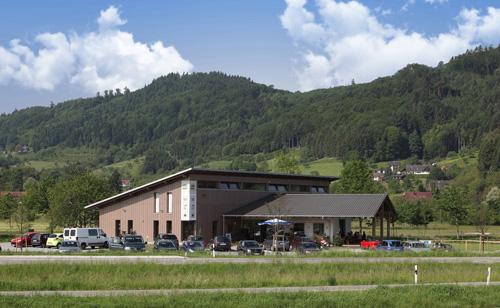 Marktscheune Fünf Jahre Naturpark Marktscheune Berghaupten