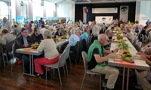 Messe Ettlingen 500 Schaufenster für Vielfalt und Qualität der Schwarzwälder Spezialitäten