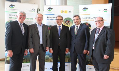 Mitgliederversammlung Naturpark Geschäftsstelle zieht nach Bühlertal