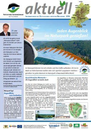NP Aktuell Naturpark aktuell 2014