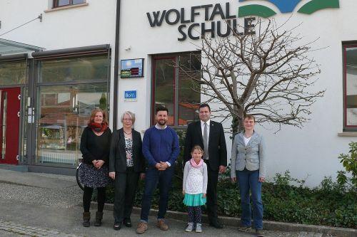NP Schule Oberwolfach c B. Hohenstein Artikelbild Erste Naturpark Schule im Ortenaukreis
