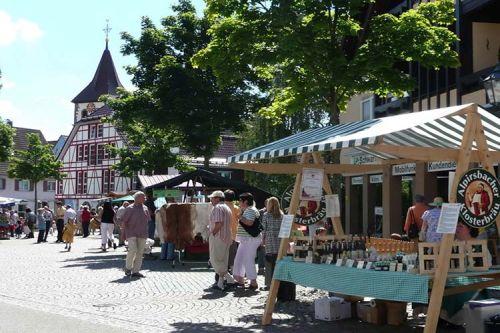 Naturpark Markt 12 Dornhan Artikelbild Aktivitäten im Naturpark Schwarzwald Mitte/Nord 2019