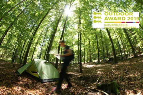 Naturpark Schwarzwald Blog Siegel Outdoor Award Artikelbild Trekking Schwarzwald nominiert beim Outdoor Award