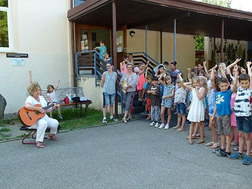 Neusatz02 Bühl Neusatz bekommt eine Naturpark Schule
