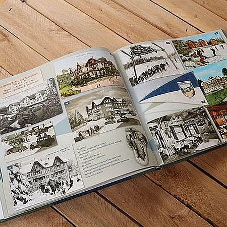 Produkt des Monats SWHochstraßebuch Artikelbild 2 Erlebnis Schwarzwaldhochstraße zu Großvaters Zeiten