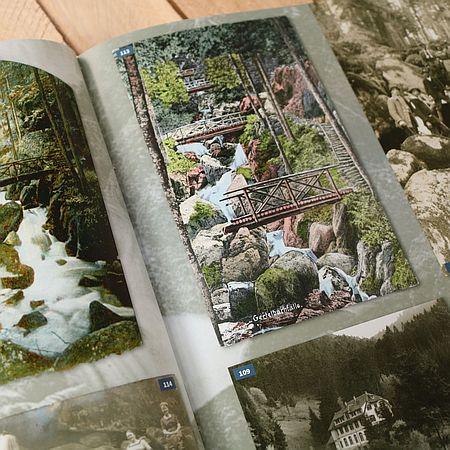 Produkt des Monats SWHochstraßebuch Artikelbild 3 Erlebnis Schwarzwaldhochstraße zu Großvaters Zeiten