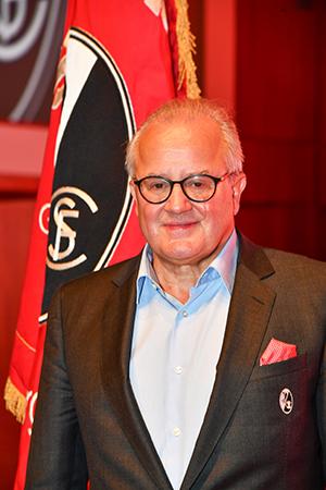 Prominent Keller Fritz Keller