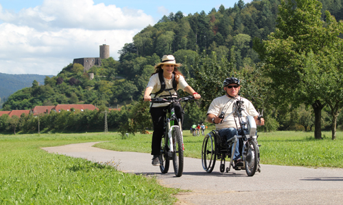 Rolli Days Barrierefrei durch den Schwarzwald