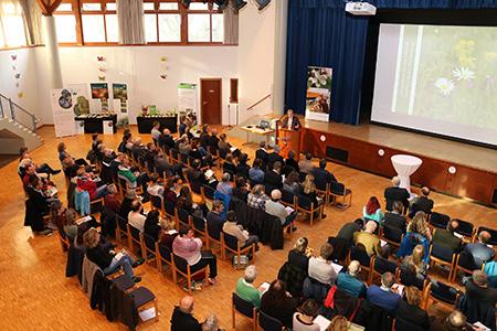 Tagung02 Gemeinsam für eine blühende  Vielfalt