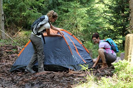 Trekking02 Trekking Camps ab Mai geöffnet