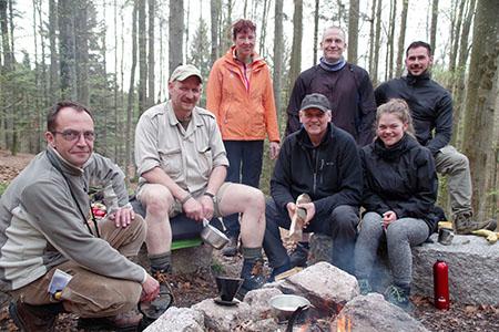Trekking041 Die Trekking Saison beginnt