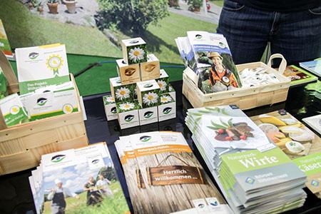 Woche02 Naturparke präsentierten sich auf Grüner Woche