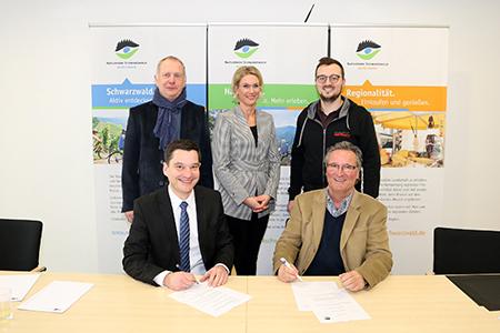 corthum Naturpark und Corthum vereinbaren Kooperation