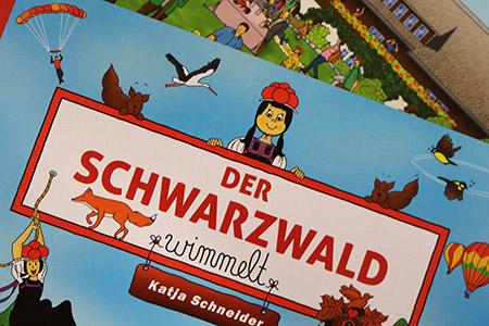 wimmel Der Schwarzwald wimmelt