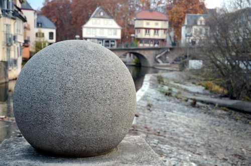 Bad Kreuznach VDN Ponte Lyrischer Spaziergang über die Roseninsel und durch das Nachtigallental