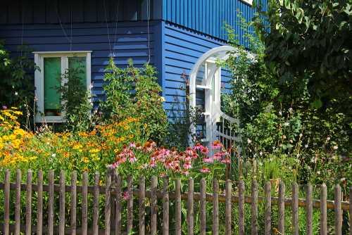 Garten groß Garten, Natur und mehr...