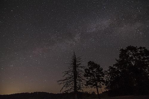 Sternenhimmel groß Wir sind tatsächlich Sternenstaub