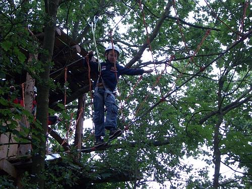 naturcamps kinderferien groß Wildlife für Familien
