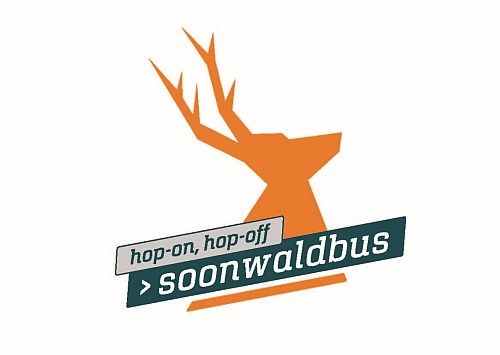 soonwaldbus Logo groß Unterwegs mit dem Soonwald Bus