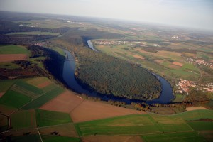 2006.10.26 Spessartbilder 053 Mainschleife Eichel ü 300x200 Lebensraum Flussufer
