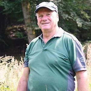 Moorschnucken Kaltenbachgrund Ernst Bilz (Foto Jennifer Weidle)