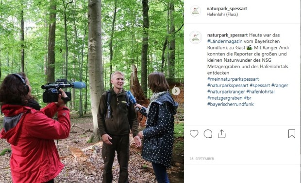 Ansicht2 620x376 Instagram für den Naturpark Spessart