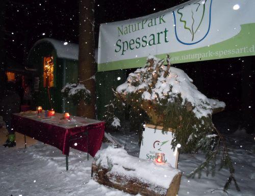 Bayrische Schanz Schnee Adventsmarkt Bayrische Schanz