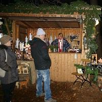Waldweihnacht bayer. Schanz Nov.-Dez. 2011