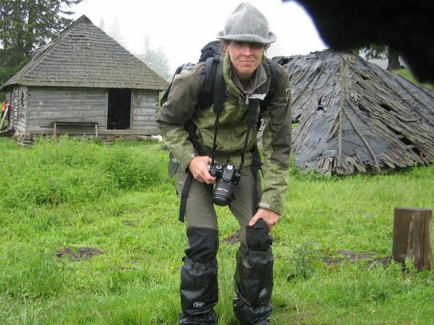 Berit Karpaten 620x465 Berit Arendt als vierte Rangerin des Naturparks unterwegs...!