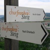 Churfrankensteig Klingenberg