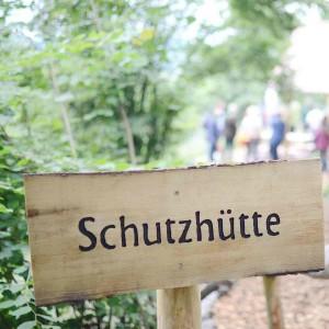 Schutzhütten Einweihung Waldaschaff 2021-07-14 (Foto J. Weidle)