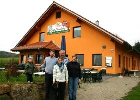 Familie Fäth Sonja Fäth, Erlebnisbäuerin aus Hessenthal