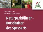 Flyer Naturparkführer