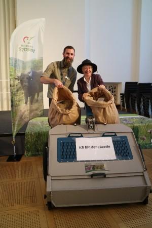 IMG 1874 300x450 Naturparke präsentieren sich im Bayerischen Landtag
