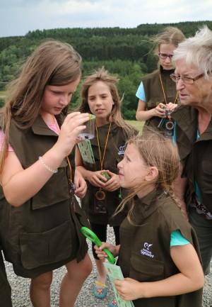 IMG 64081 300x433 Schulung zu Naturpark Entdeckerwesten am 6. Juli In Aschaffenburg