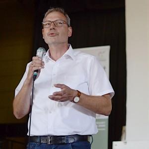 Jahreshauptversammlung 2021, Thomas Zöller, 2. Vorsitzender (Foto J. Weidle)