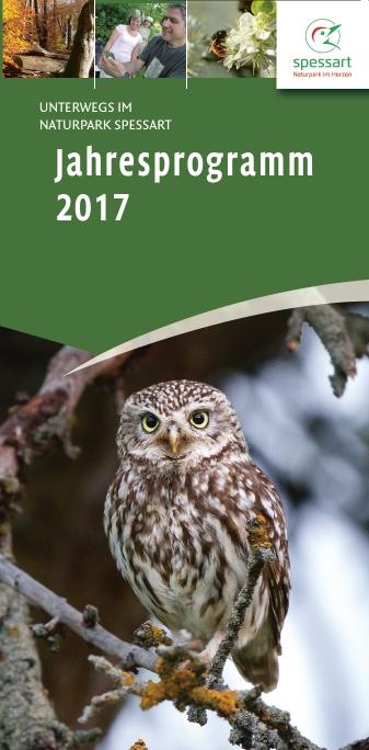 Jahresprogramm titel Jahresprogramm 2017 erhältlich