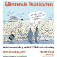Karikaturenausstellung 200x200 (MISEREOR/Erzbistum Bamberg)