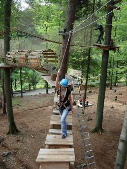 Kletterwald Austauschbild2 Kletterwald Spessart eröffnet neue Saison