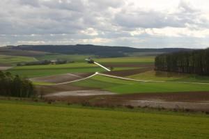 Landschaftsbild; Urheber Oliver Kaiser