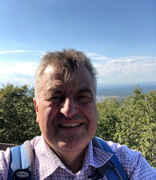 Latt Markus Ludwigsturm 1 Ehrenamtlicher Mitarbeiter beim Naturpark Spessart