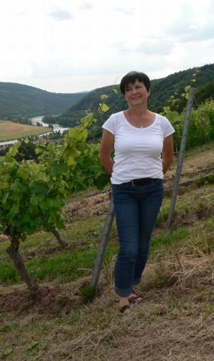 Naturparkführerin Marita Prechtl