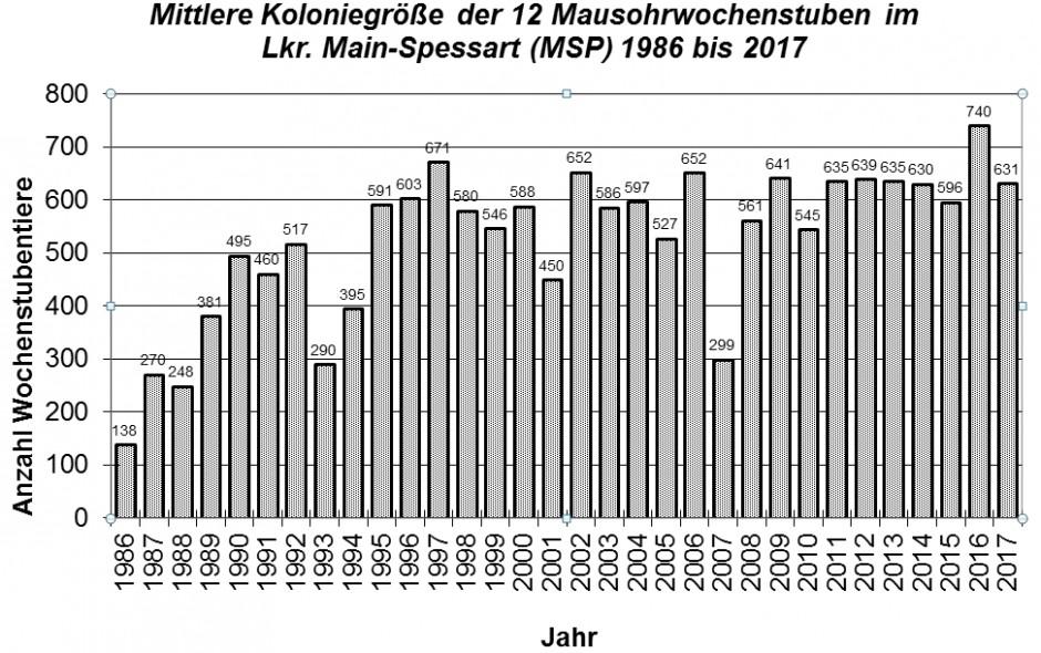 Mausohr Population MSP 940x590 Das Große Mausohr