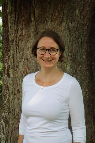 Melanie Weippert2 Naturparkführerin Melanie Weippert