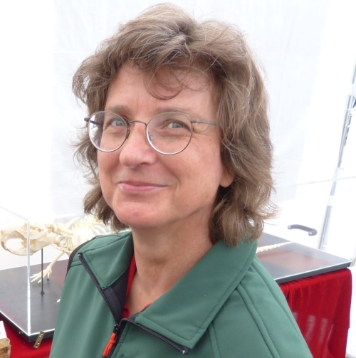 Monika Steger Naturpark Spessart Naturparkführerin Monika Steger