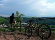 Mountainbiketour, Hagbard_