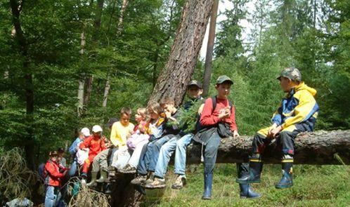 NaturparkSchule Bild Naturpark Spessart Grundschule Partenstein