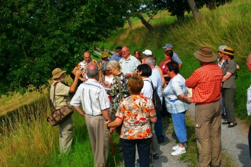 Naturparkführung Naturpark Spessart Veranstaltungen im Juli