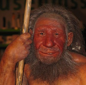 Neandertaler, Steffen Scheer